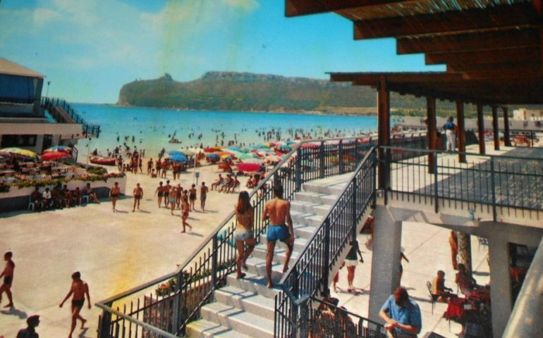 La Cagliari che non c'è più: il Poetto e il Lido nell'estate del 1967