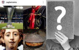 Calciomercato: chi è il mister X acquistato e annunciato sui social dal Cagliari con un indovinello?