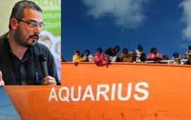 """Deiana (Anci Sardegna): """"Governo consenta l'attracco di Aquarius in Sardegna"""""""