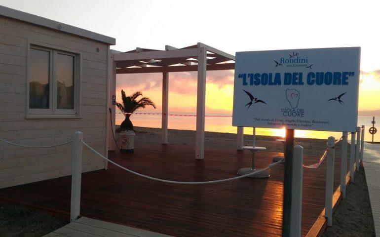 A Maladroxia (Sant'Antioco) apre la prima spiaggia in Sardegna dedicata ai malati di Sla
