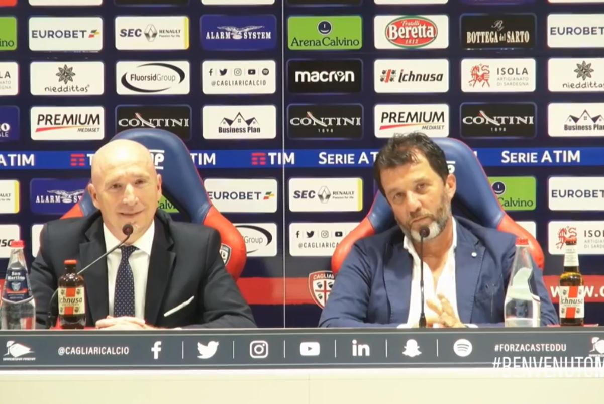 Rolando Maran e Marcello Carli