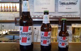 (FOTO) Ichnusa strizza l'occhio all'ambiente, arriva la bottiglia ecologica e sostenibile