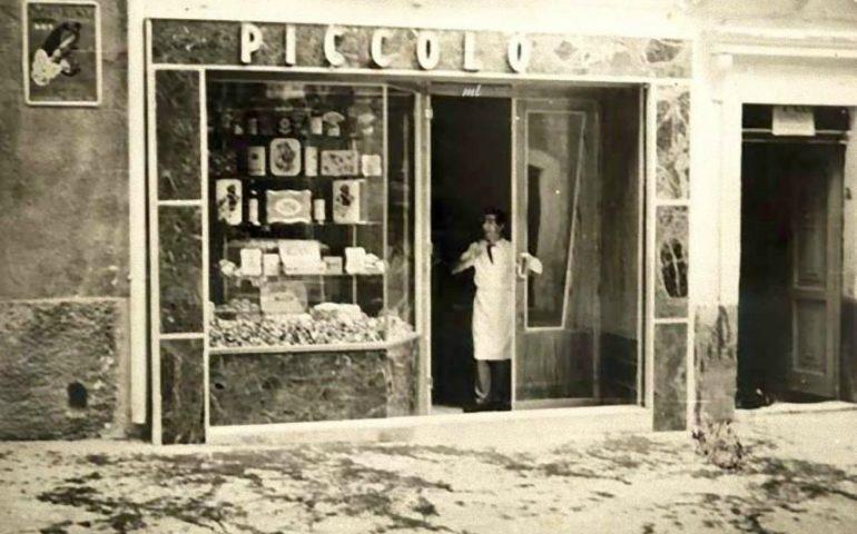 La Cagliari che non c'è più: via Garibaldi, il Piccolo Caffè di signor Mura, indimenticabili i suoi gelati