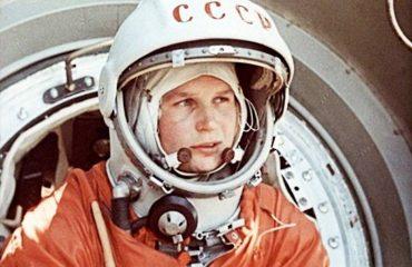 prima donna nello spazio