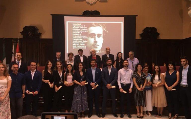 Ecco i magnifici 16: i migliori laureati dell'Università di Cagliari nel 2017