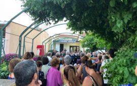 Inaugurato il parco di Pula, la sindaca scrive: «Questo giardino rappresenta il futuro»