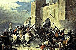 La battaglia di Sanluri