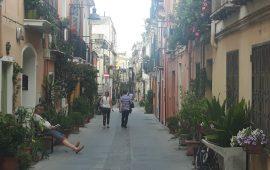 (FOTO) Cagliari storica: strade, vicoli e colori di Villanova, dove il tempo sembra essersi fermato