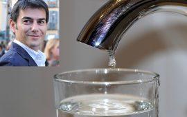 """Zedda: """"L'acqua di Cagliari è perfettamente potabile. Non diffondiamo notizie false"""""""