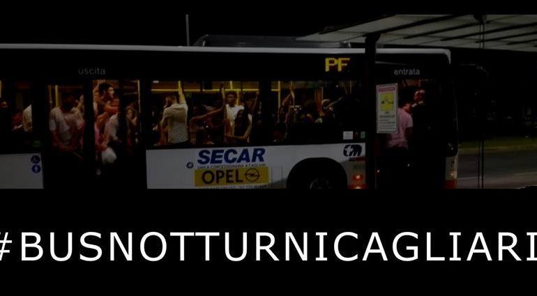 Bus notturni a Cagliari? Botta e risposta tra Comitato promotore e Assessore Sorgia