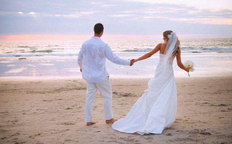"""""""Inventa le tue nozze"""": a Cagliari un salone di 1.500 metri quadri dedicato ai futuri sposi"""