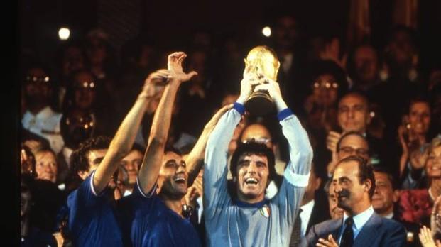 Accadde oggi: 11 luglio 1982, l'Italia batte 3-1 la Germania Ovest ed è campione del Mondo per la terza volta