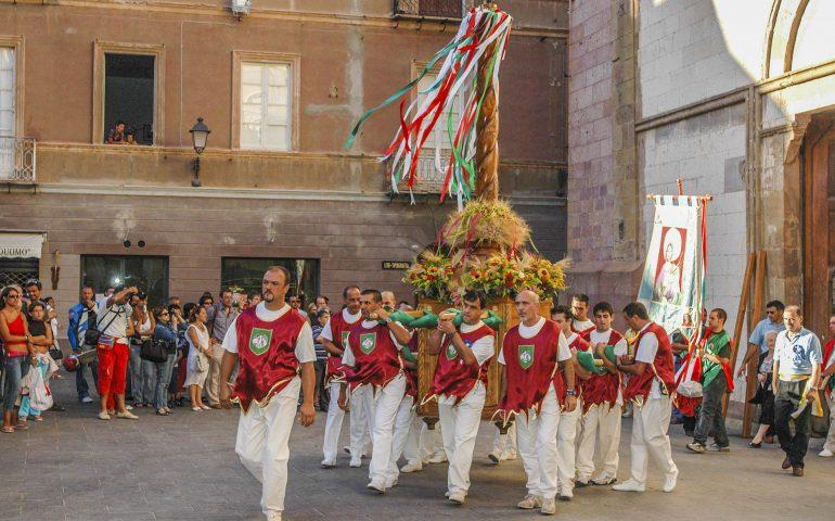 I candelieri di Iglesias. La festa religiosa fra tradizione bizantina e romana