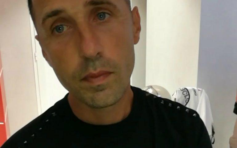 Andrea Cossu tristissimo per l'addio ma a Vistanet svela che avrà un ruolo all'interno del Cagliari Calcio