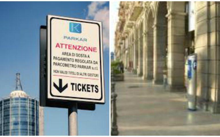 Cagliari, rivoluzione parcheggi: al via i pagamenti con lo smartphone con app, sms o telefonata
