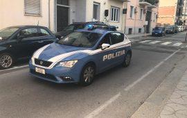 Polizia via seruci squadra volante