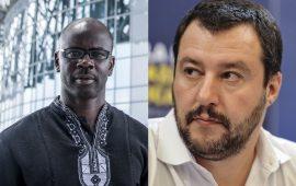 "Thuram: ""Se fossi italiano mi vergognerei di Matteo Salvini"""