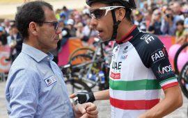 Nonostante i problemi alla Vuelta di Spagna, Fabio Aru sarà ai Mondiali. Cassani ha convocato il ciclista villacidrese
