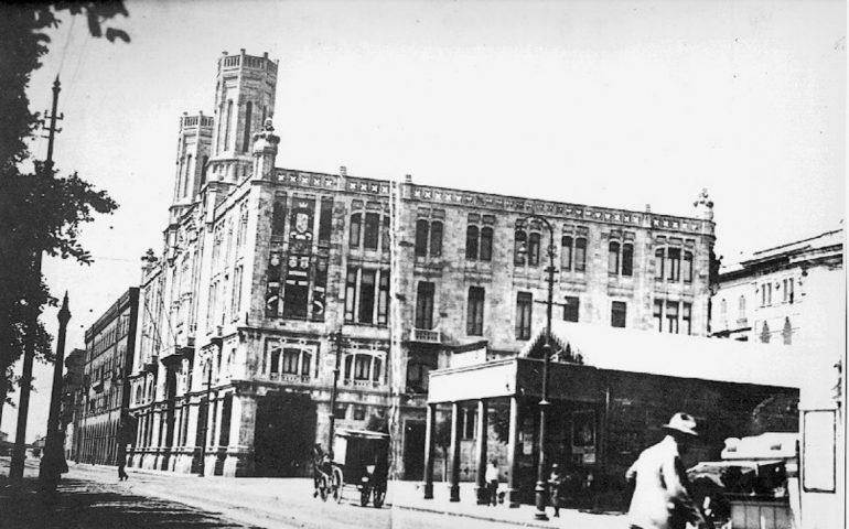 Lo sapevate? Quasi cento anni fa a Cagliari al posto de La Rinascente c'era un piccolo cinema: l'Iris