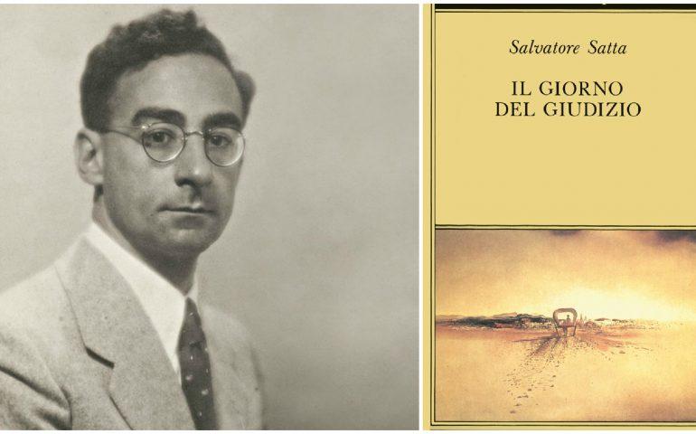 """Sardi famosi: Salvatore Satta, grande giurista e autore del romanzo """"Il Giorno del Giudizio"""""""