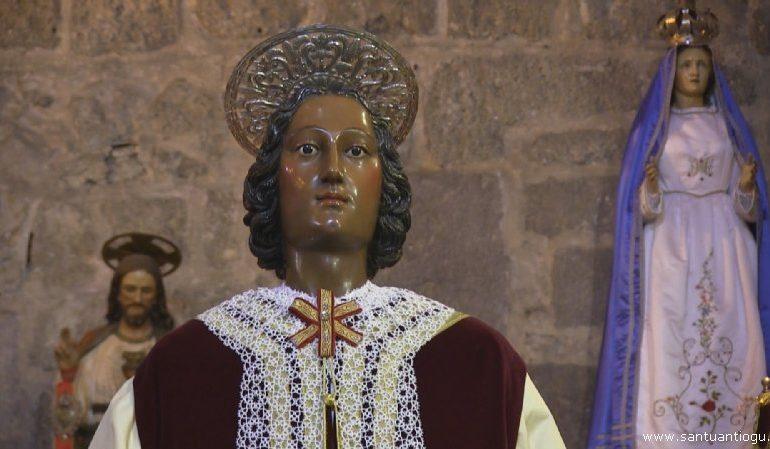 Lo sapevate? Antioco, santo molto venerato in Sardegna, era africano: arrivò dalla Mauritania