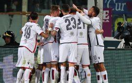 Calcio. Un Cagliari a testa alta frena il vento viola
