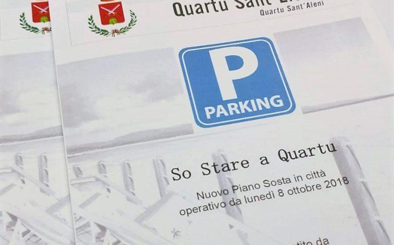 Quartu: termina l'era dei parcheggi non pagati. Agevolazioni per i residenti, ma solo un pass per famiglia