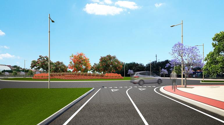Tratto finale ss 554: diventerà un viale urbano. tre nuove rotatorie
