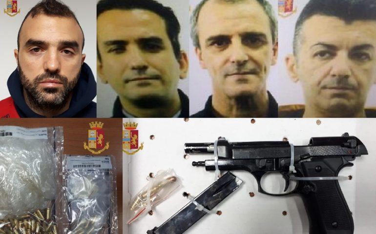 Tentato rapimento ai danni di Alberto Melis: armi, droga ed esplosivo a casa di Davide Sau, il quarto arrestato della banda