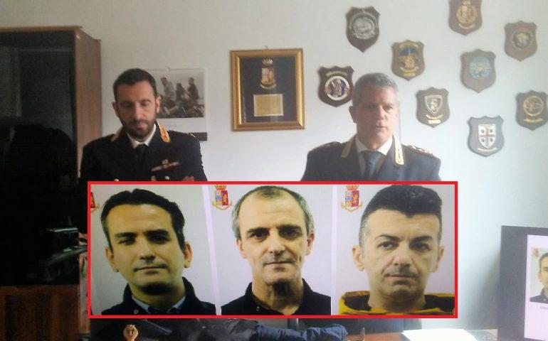 Cagliari: tre arresti per tentata rapina ai danni di un noto ristoratore