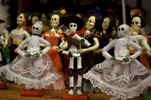 Teschi, fiori e candele. Viaggio nel Dia de muertos, dove i defunti sono i benvenuti