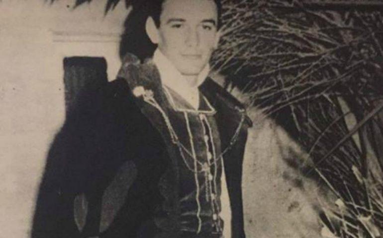 La Cagliari che non c'è più: 1965, Gigi Riva in costume sardo