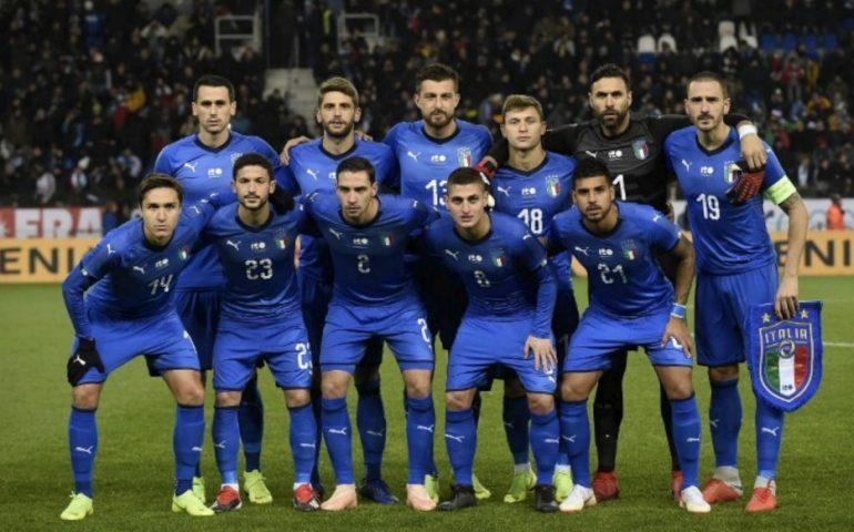 Euro 2020, girone alla portata dell'Italia: ecco le tre avversarie degli Azzurri