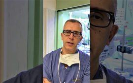 Il professor Roberto Puxeddu unico specialista italiano che opererà in diretta streaming durante l'European Laryngological Live Surgery Broadcast