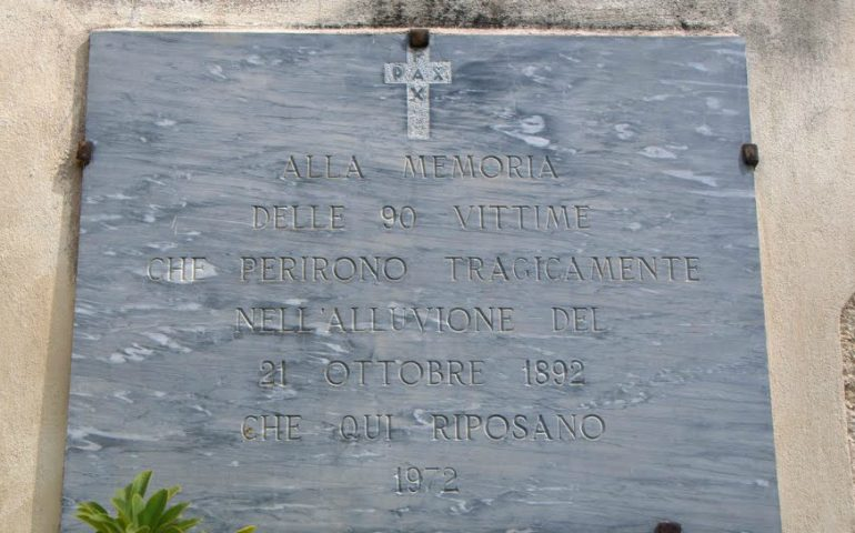 Lo sapevate? Nel 1892 un uragano distrusse San Sperate: morirono 90 persone
