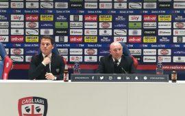 Maran: «Sono molto contento per Sau, dedico questo risultato di cuore a tutti i tifosi»