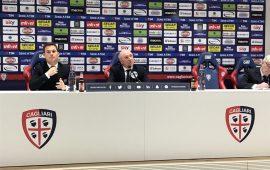 """Maran: """"C'è rammarico per la sconfitta ma il Cagliari sta dando garanzie. Sono fiducioso"""""""