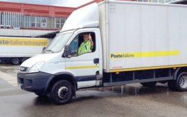 LAVORO a Cagliari. Poste Italiane cerca autisti. Stipendio da 1600 euro