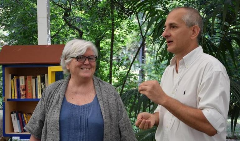 Al docente dell'Università di Cagliari e direttore dell'Orto Botanico, Gianluigi Bacchetta, da Fonni un premio per i suoi studi e ricerche
