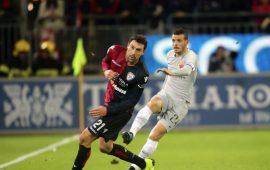 Cagliari-Roma: 2-2 al cardiopalma, Sau riacciuffa i giallorossi all'ultimo secondo