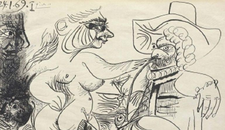 """""""ON PAPER II – Da Pablo Picasso a Maria Lai opere su carta tra Sardegna e Europa"""": in mostra da domani a Cagliari"""