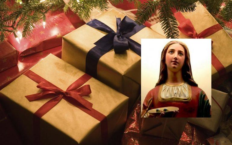 Oggi è Santa Lucia, il Babbo Natale del Nord. La leggenda della martire