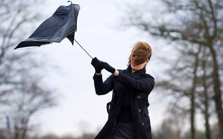 Pioggia e vento in Sardegna, miglioramento a partire da domani