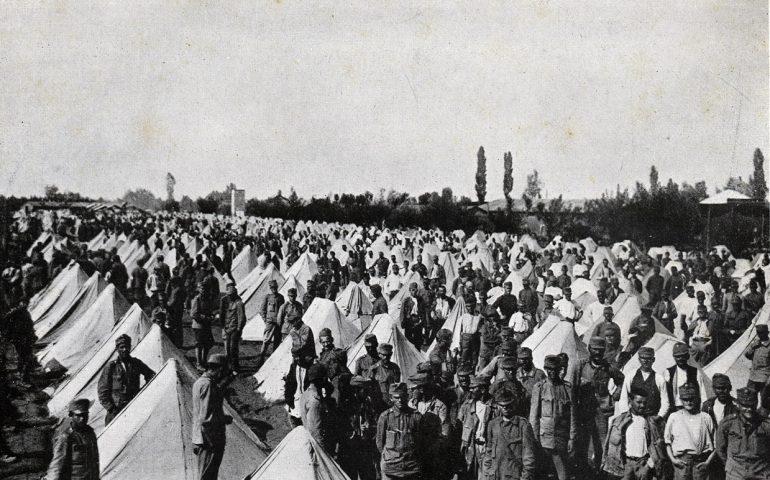 """""""Le voci ritrovate"""": i canti e i racconti dei prigionieri della Grande Guerra. Tra loro anche tre soldati sardi"""