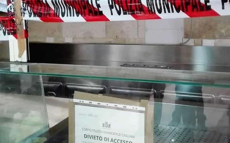 Mercato di San Benedetto: polizia e Nas chiudono un banchetto del pesce