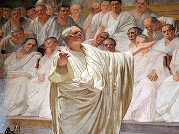 """Cicerone e il livore verso i sardi, ribellatisi a un governatore romano: """"Una razza ingannatrice"""""""