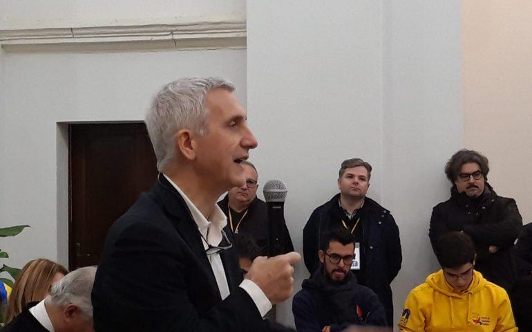 """Regionali, Paolo Maninchedda (Pds): """"Voglio attuare una rivoluzione intelligente"""""""