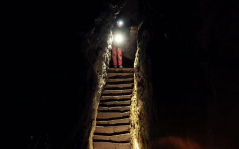 Le telecamere nel pozzo sacro di Morgongiori: Giacobbo mostra un angolo di Sardegna sconosciuto
