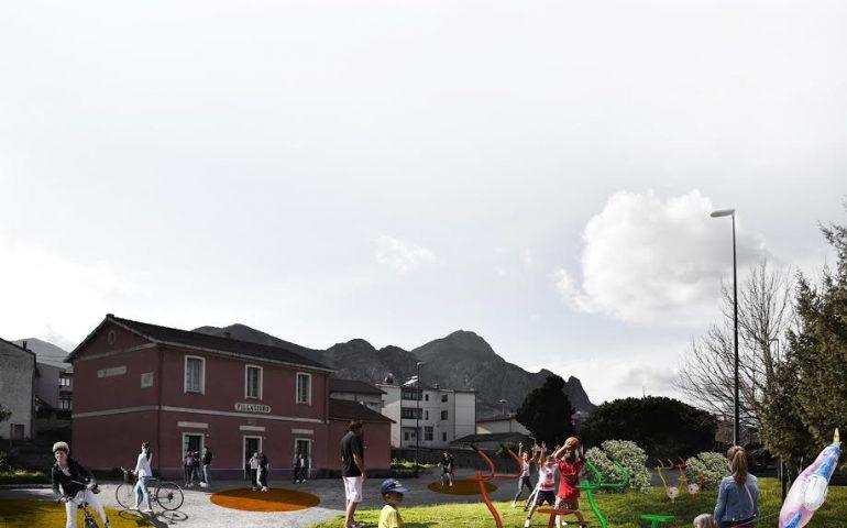 Villacidro, il vecchio edificio delle ferrovie diventerà una ciclostazione