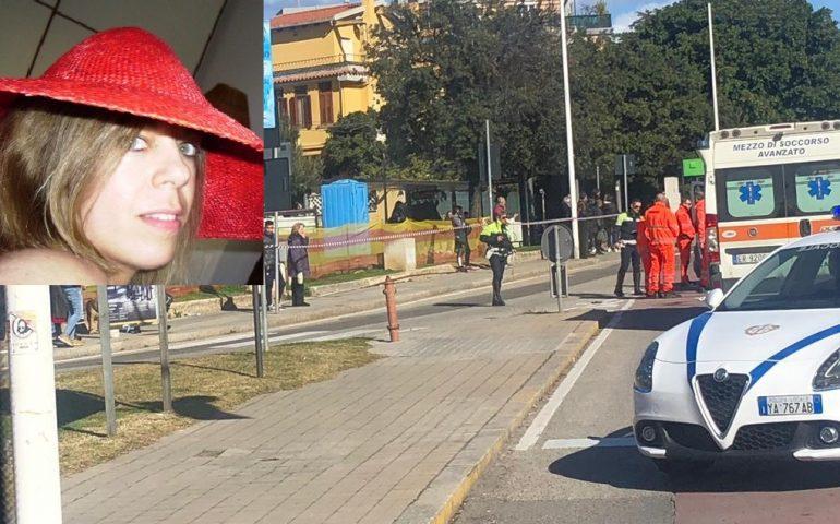 Cagliari, donna di 48 anni muore dopo essere stata travolta sulle strisce in piazza Padre Pio
